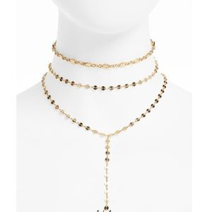 Bauble Bar Aimee Necklace